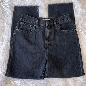 Madewell - Perfect Summer Jeans